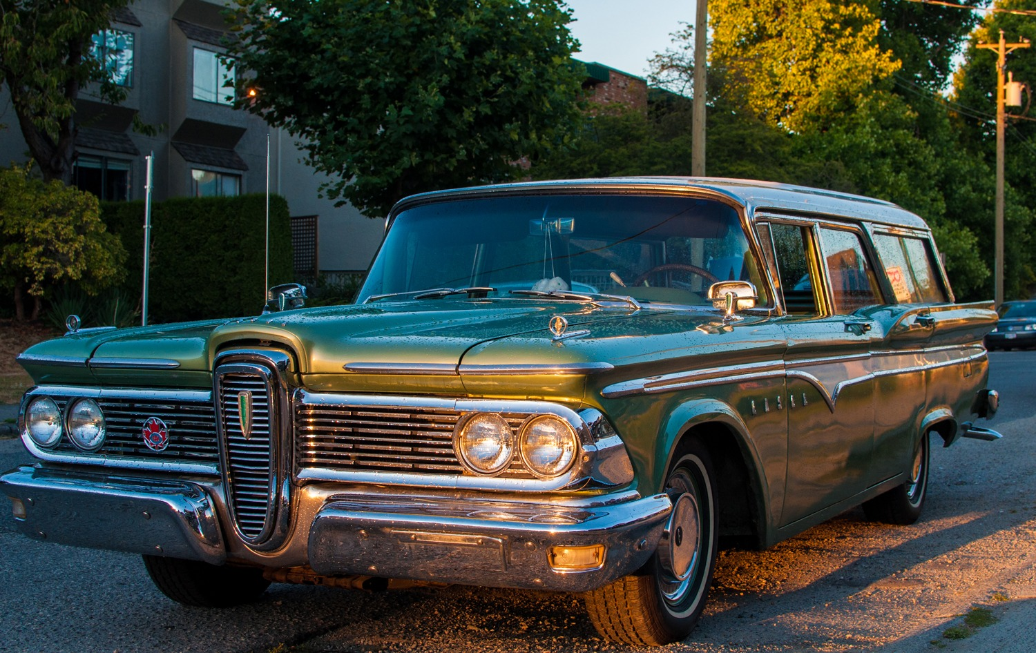 1959 Edsel Front Left