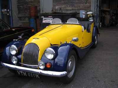 Morgan Restoration 1