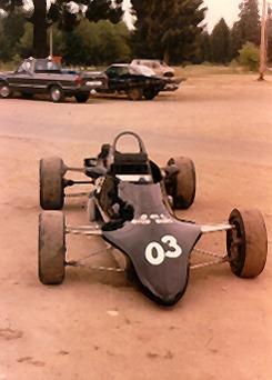 1982 Reynard Formula Ford