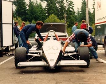 1990 Canada Formula Atlantic Championship.