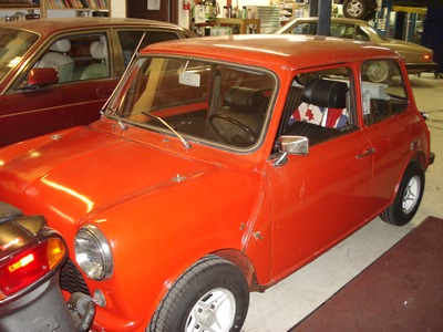1978 mini 1000 cooper s engine