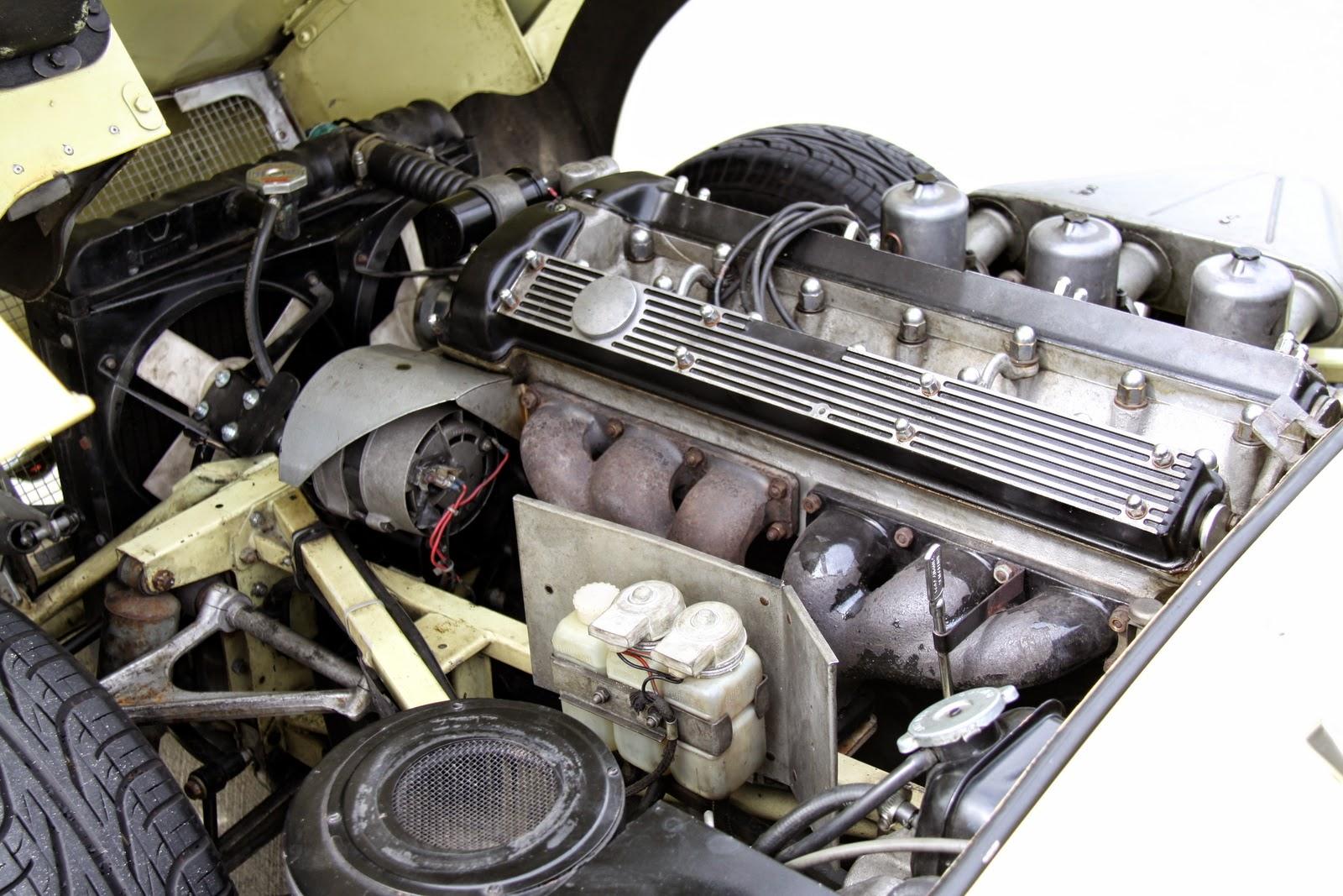 1968 jaguar e type rdstr series 1.5