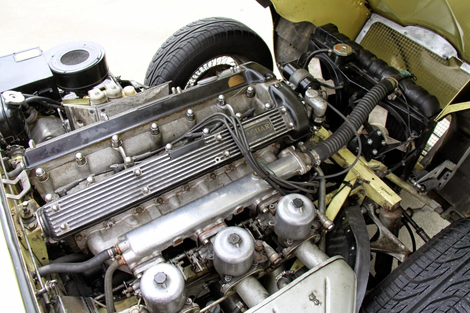 1968 jaguar e 4.2 series1.5