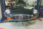 1974 jaguar E v12 rdstr