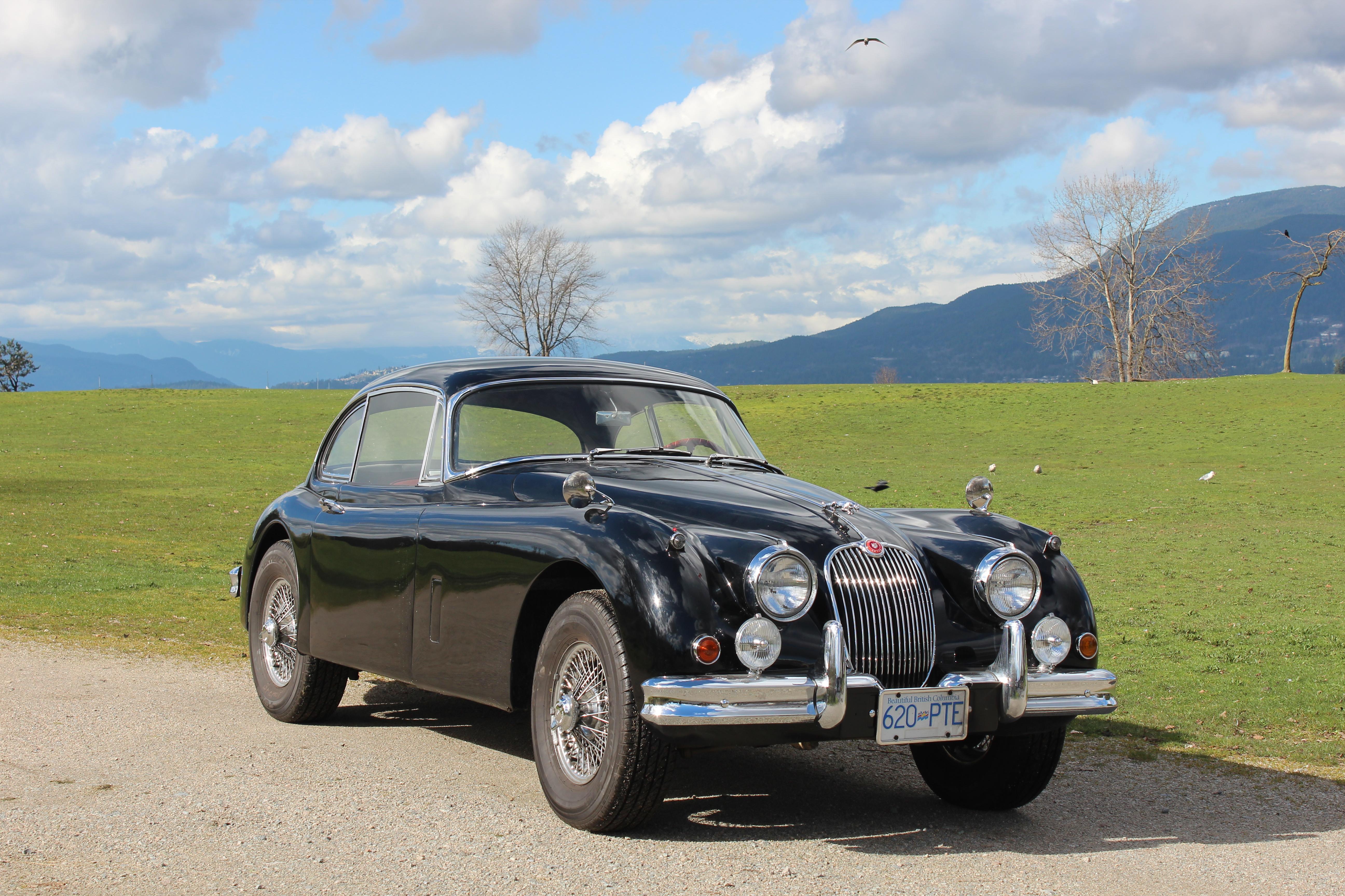 jaguar 1960 xk150 fhc