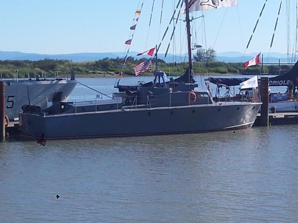 p boat wwII pt boat